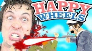 FINISH HIM - Happy Wheels