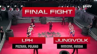 Poznan Poland  City pictures : Video of final Fight of the TFC Event 1 LPH (Poznan, Poland) vs JungVolk (Moscow, Russia)