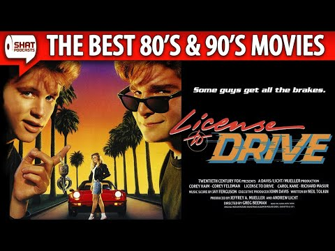 License to Drive (1988) - Best Movies of the '80s & '90s