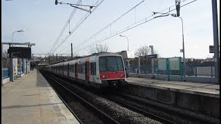 Bry-sur-Marne France  city photos gallery : [Paris] MI84 RER A - Bry-sur-Marne (UDON)