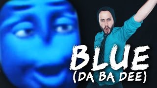 Download Lagu BLUE DA BA DEE (Eiffel 65) - Metal cover version by Jonathan Young & ToxicXEternity Mp3