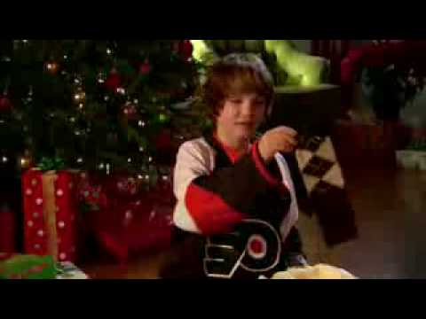 NHL Christmas Commercial
