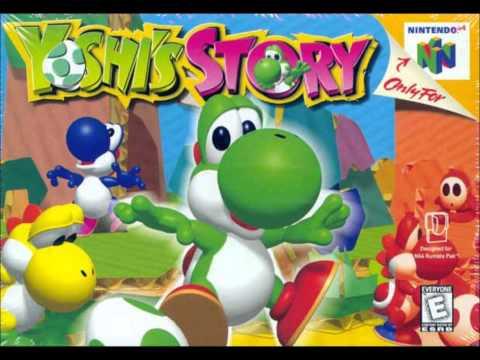 yoshi's story nintendo 64 download rom