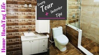 Indian Small Bathroom Design & Tour | House To Home Series Ep. 2