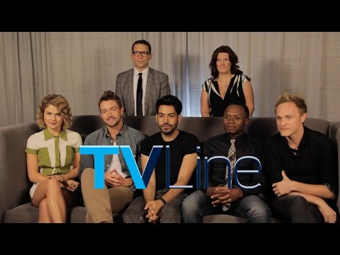 iZombie - TVLine Comic-Con Interview [VIDEO]