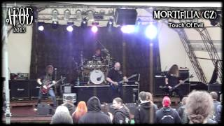 Video MORTIFILIA (CZ) # AFOD 2015