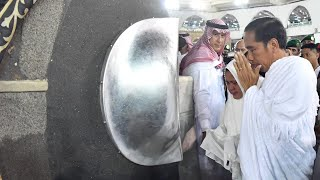 Video Presiden Jokowi Menunaikan Ibadah Umrah, Makkah, 15 April 2019 MP3, 3GP, MP4, WEBM, AVI, FLV April 2019