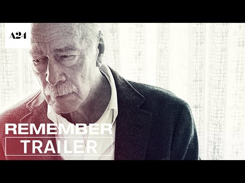 Remember   Official Trailer HD   A24