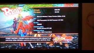PC Spec: Asus M3A78 Amd Phenom II 940 X4 3.0@3.7 4GB DDR2 Kingston HyperX 800@1066 5-5-5-15 Zotac GTX 285 1GB GDDR3@670/1526/1280 Windows 7 Home Premium x64 ...