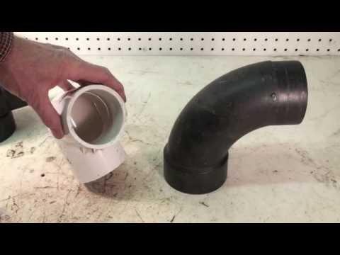 Troubleshoot hi eff gas furnace venting