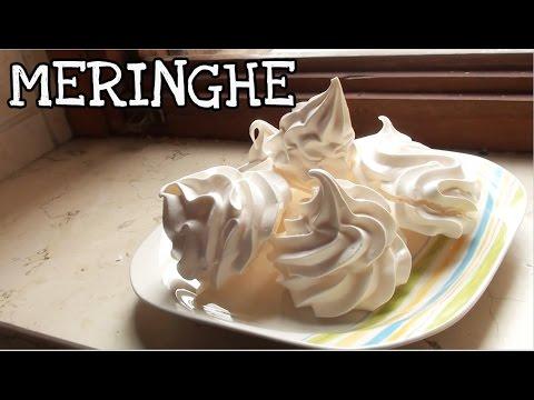 meringhe - ricetta