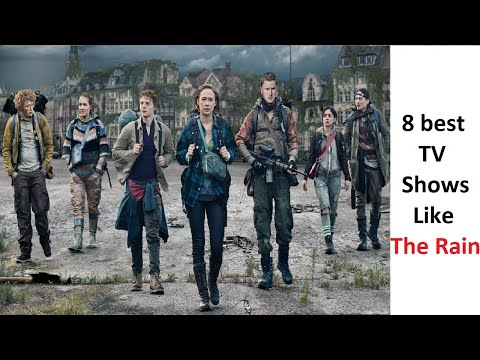 8 Must See TV Shows If You Like The Rain | Best Apocalypse TV Shows | Best Action TV Shows