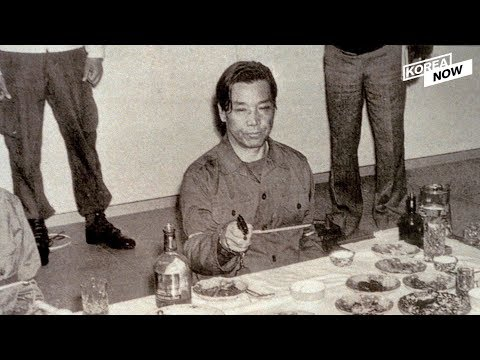 Korean president assassinated today, 40 years ago