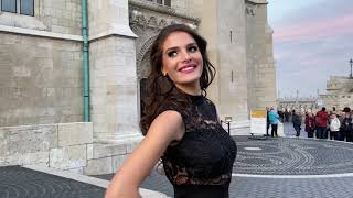 Fanni Miko Miss InterContinental Hungary 2019介绍视频