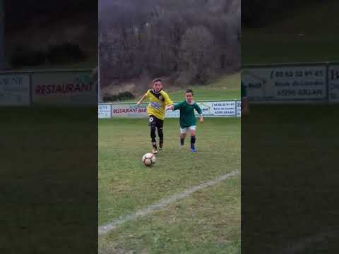 U13 (Campan vs Bouton d'Or de Ger, 10/03/2018)