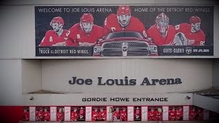 """Farewell  to Joe Louis Arena """"Memories""""I know there is more Great moments that happen at the Joe so I'll post a Greatest Moments at Joe Louis Arena in the coming Days"""