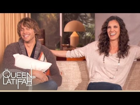Daniela Ruah Tells the Hilarious Story of How Her Son was Born