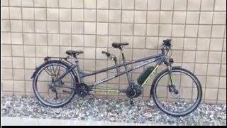 Gepida Thoris Electric Tandem Bike