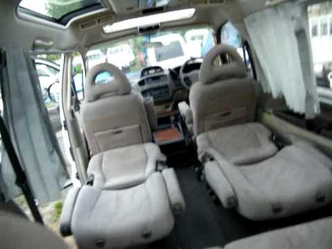 1994 Mitsubishi Delica Spacegear Turbo Diesel 4WD