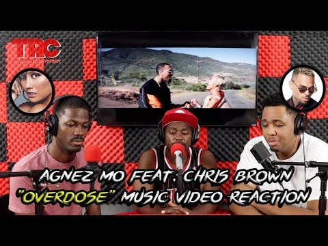 "Agnez Mo Feat. Chris Brown ""Overdose"" Music Video Reaction"