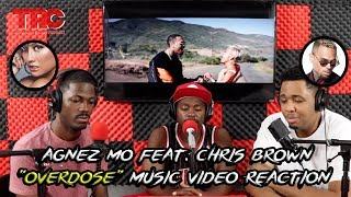"Video Agnez Mo feat. Chris Brown ""Overdose"" Music Video Reaction MP3, 3GP, MP4, WEBM, AVI, FLV November 2018"