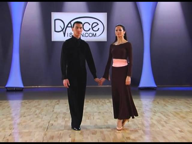 Basics International Viennese Waltz Figures & Techniques  (standard Beginner)