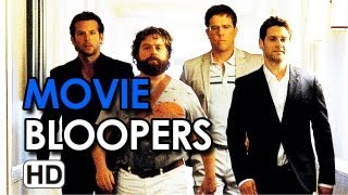 The Hangover (2009) Bloopers Mix