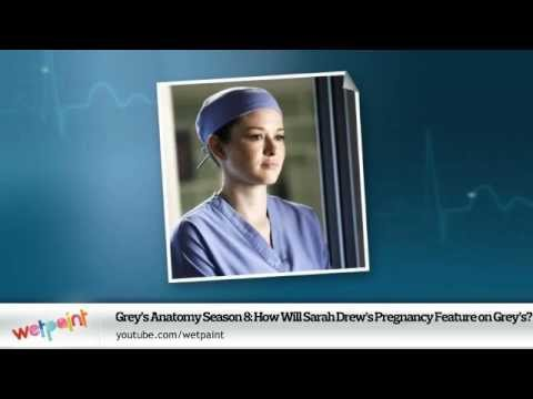 Grey's Anatomy Season 8: How Will Sarah Drew's Pregnancy Feature on Grey's?
