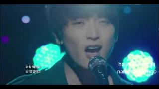 i'm sorry by Jin Woon 2AM OST Dream High 2 Hangul+Romanization