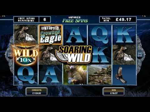 Jugar slot Untamed Crown Eagle gratis sin descargar
