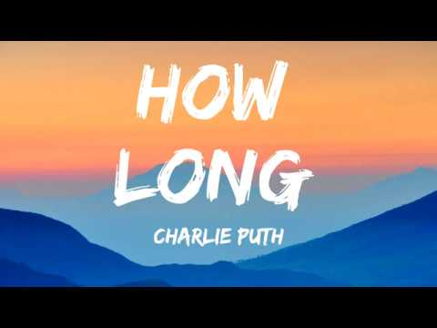 Video Charlie Puth - How Long (Lyrics) download in MP3, 3GP, MP4, WEBM, AVI, FLV January 2017