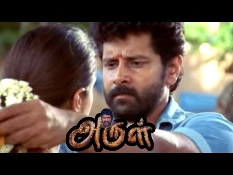 Arul | Arul full Movie Scenes | Vikram saves his people | Vikram Marries Jyothika | Vikram Movie