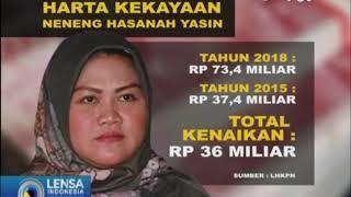 Download Video Hidup Mewah Neneng Hasanah, Bupati Bekasi Tersangka Korupsi MP3 3GP MP4
