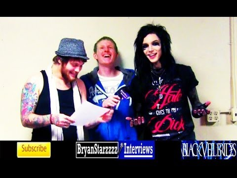 bryanstars - Checkout my backstage interview with Black Veil Brides lead singer Andy Biersack and Asking Alexandria lead singer Danny Worsnop Watch the FULL UNCUT version...
