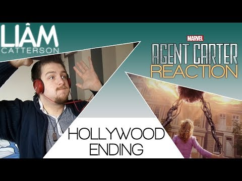 Agent Carter 2x10: Hollywood Ending Reaction