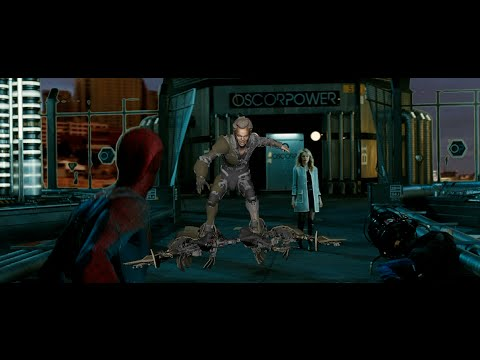 cgi - Senior VFX Supervisor Jerome Chen, CG Supervisor Bob Winter, and Animation Supervisor Dave Schaub give us a behind the scenes look at the iconic clock tower sequence in The Amazing Spider-Man...