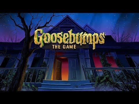 Livestream: Goosebumps The Game: Part 3