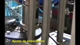 Video Linha de montagem de buzina elétrica. Projeto de Angelo Marsola Filho MP3, 3GP, MP4, WEBM, AVI, FLV Juni 2018