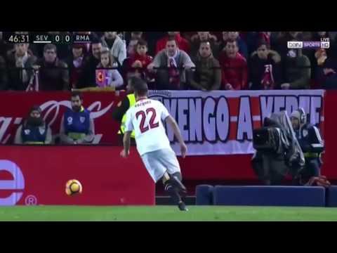 Sevilla vs Real Madrid 2 1 Highlights & All Goals 15 01 2017