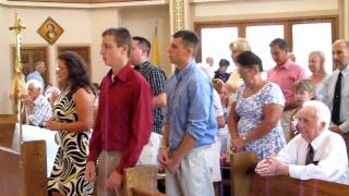 Warrington (PA) United States  city photos : Communion - St Anne's, Warrington, PA