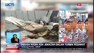 Video Tercium Bau Tak Sedap, Diduga Ada Potongan Jenazah di Turbin Pesawat - SIS 07/11 MP3, 3GP, MP4, WEBM, AVI, FLV November 2018