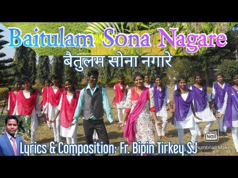 Video Baitulam Sona Nagare - A superhit Sadri !  Jesus! Christian! Nagpuri ! Christmas Song download in MP3, 3GP, MP4, WEBM, AVI, FLV January 2017