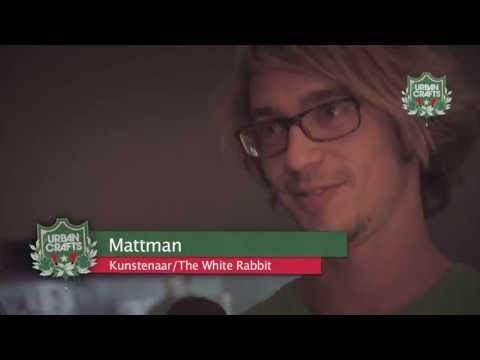 Urban Crafts TV : The White Rabbit