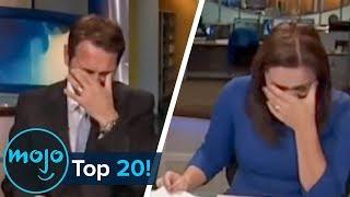 Video Top 20 Hilarious News Reporting Fails MP3, 3GP, MP4, WEBM, AVI, FLV Agustus 2019