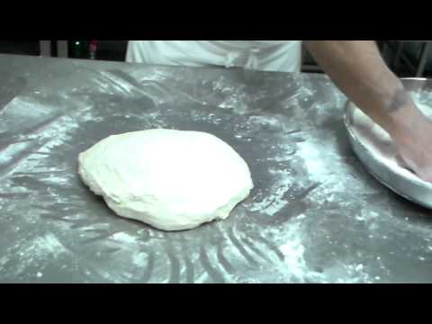 pizza napoletana - impasto salvatore di matteo
