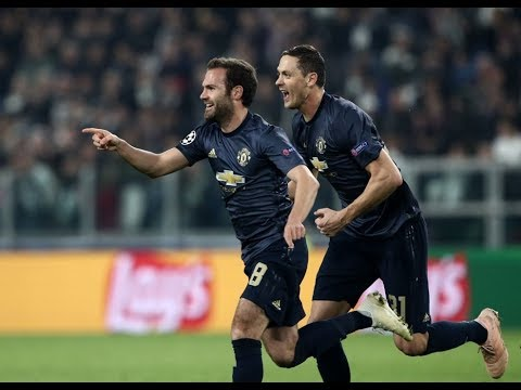 Juventus vs Manchester United 1-2 All Goals & Extended Highlights 08/11/2018 HD