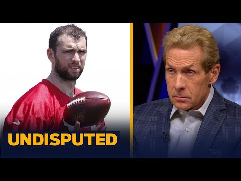 Skip and Shannon react to Andrew Luck's abrupt retirement   NFL   UNDISPUTED