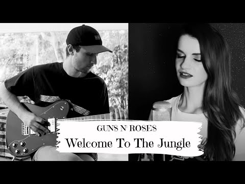 """Guns N' Roses  """"Welcome To The Jungle"""" Cover by Diary of Madaleine Music"""