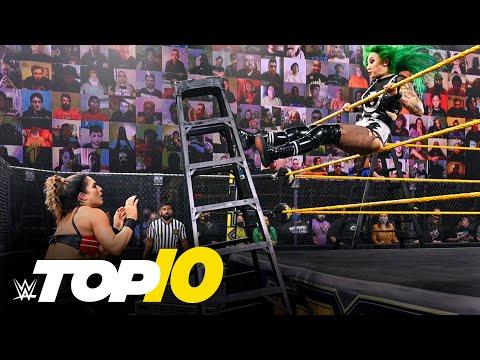 Top 10 NXT Moments: WWE Top 10, Dec. 2, 2020