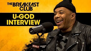 Video U-God Discusses His Memoir, Life Before Wu-Tang + That Time He Checked Leonardo DiCaprio MP3, 3GP, MP4, WEBM, AVI, FLV Maret 2019